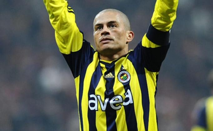 Alex de Souza'dan Beşiktaş'a transfer önerisi
