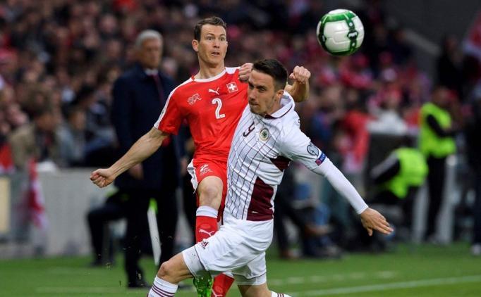 İsviçre 1 Letonya 0 Maç Özeti Ve Golü 25 Mart