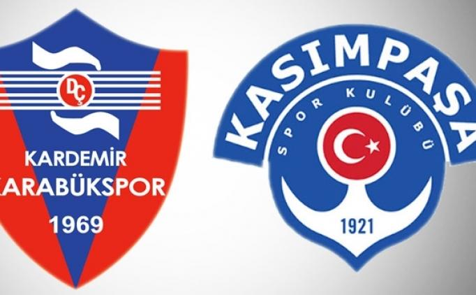 Karabükspor-Kasımpaşa maçı hangi kanalda saat kaçta?