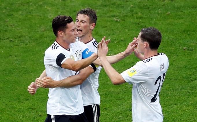 Almanya, Rusya'da iyi başladı!