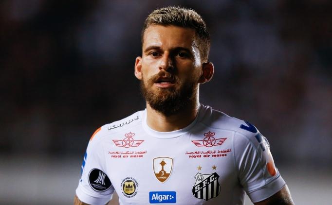 Lucas Lima için Milan da devreye girdi