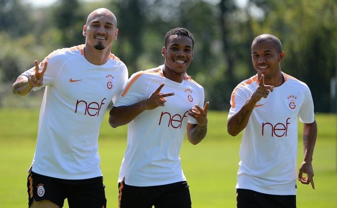 Maicon: 'Geldiğimde de gördüm, Türkiye'de en büyük Galatasaray'