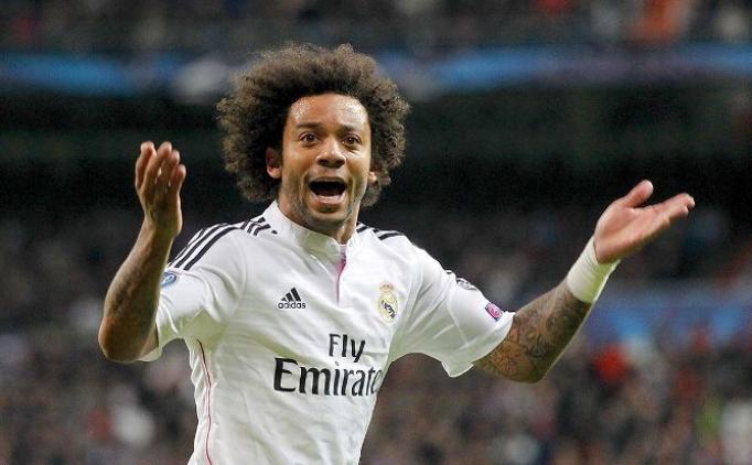 Real Madrid, Marcelo'nun sözleşmesini uzattı!