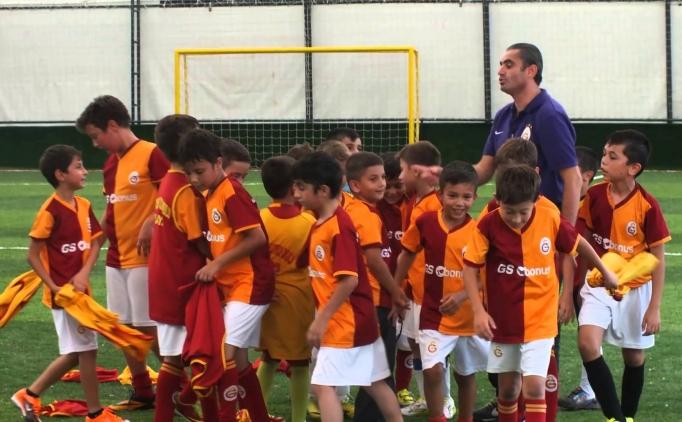 Galatasaray, Türkiye çapında yetenek taraması yapıyor