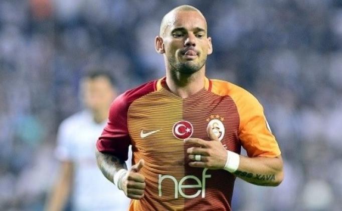 Sneijder, Fenerbahçe'ye 1 gol daha atarsa tarihe geçecek