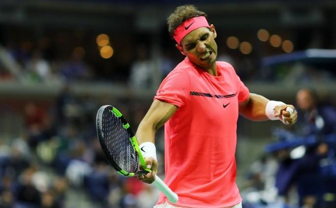 Rafael Nadal, Amerika Açık'ta çeyrek finalde!