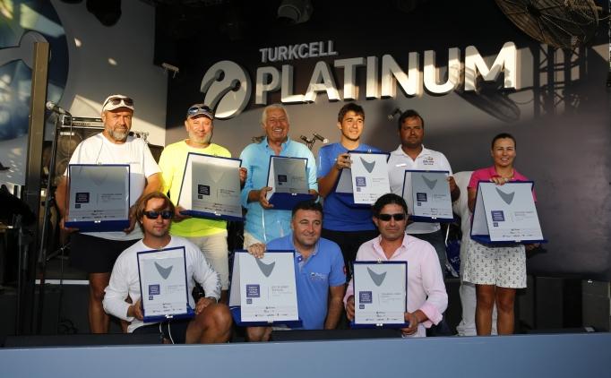 Turkcell Platinum Bodrum Challenge'da birinciler belli oldu