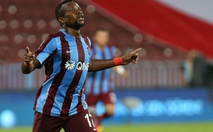 Trabzonspor'da Onazi'ye Ada vizesi çıktı!