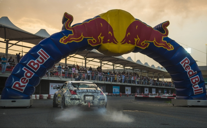 Red Bull Car Park Drift'te şampiyon belli oluyor