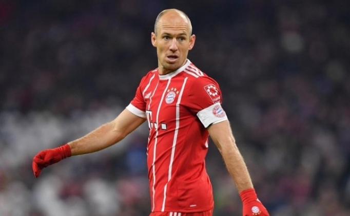 Arjen Robben: ''Beşiktaş'a karşı ilk kez...''