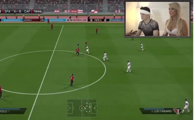 Brezilyalı Youtuber'dan FIFA için yeni bir model!