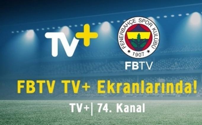 Fenerbahçe Televizyonu, Turkcell TV+'ta