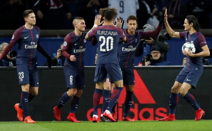 Paris Saint Germain 7 Celtic 1 Maç Özeti Ve Golleri 23 Kasım