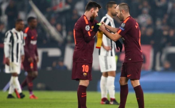Juventus 0 Barcelona 0 Maç Özeti 23 Kasım