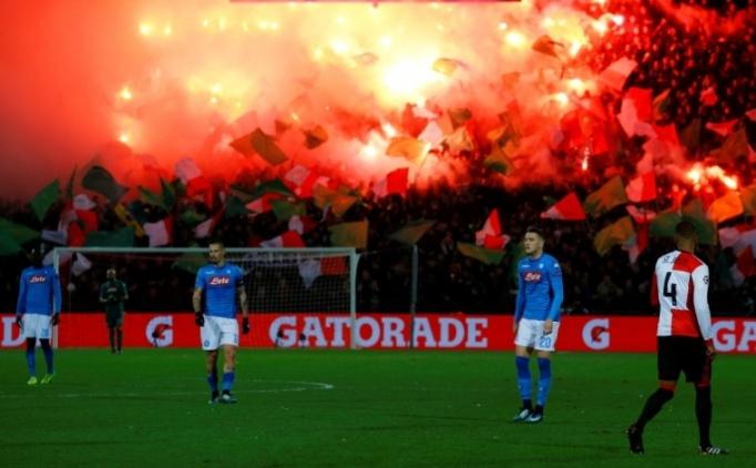 Napoli'nin Hollanda'da acı sonu!