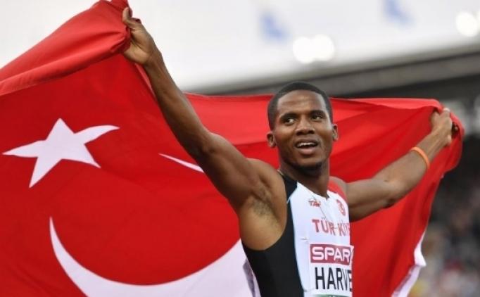 Türkiye'den atletizmde 16 madalya