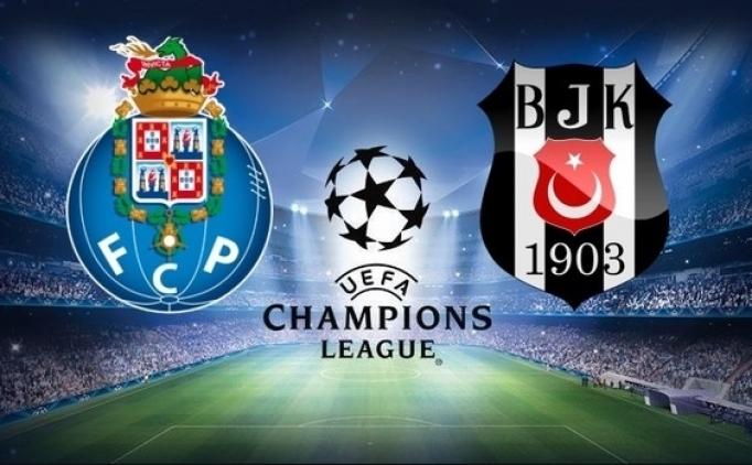 Yayın, Porto-Beşiktaş maçı hangi kanalda? (Kaçta saat)