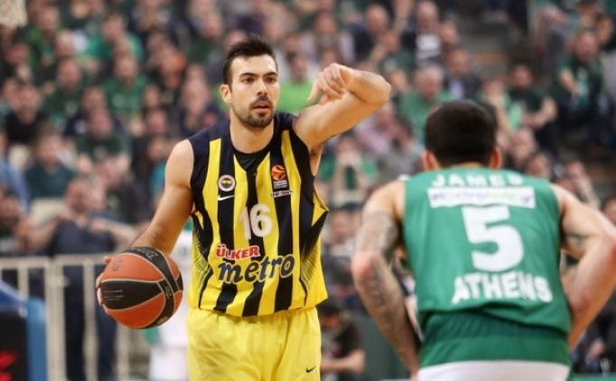 Kostas Sloukas: 'Bir kere kazanmak bile...'