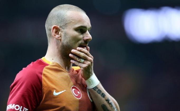Sneijder'in iki rotası; Ya Rusya ya da ABD