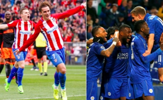 atletico madrid leicester