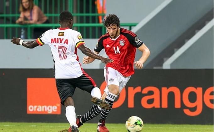 Mısır 1 Uganda 0 Maç Özeti VE Golü 21 Ocak