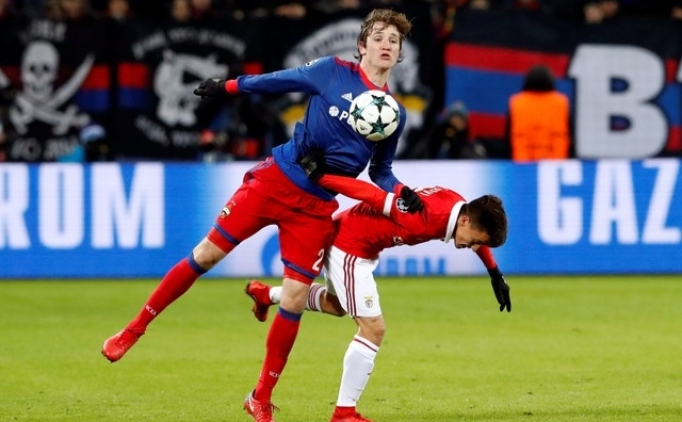 CSKA Moskova 2 Benfica 0 Maç Özeti Ve Golleri 23 Kasım