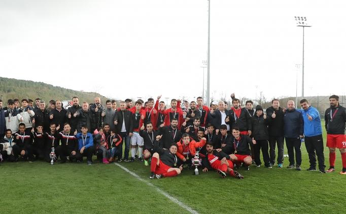 Turkcell Özel Sporcular Futbol Ligi'nde şampiyon belli oldu
