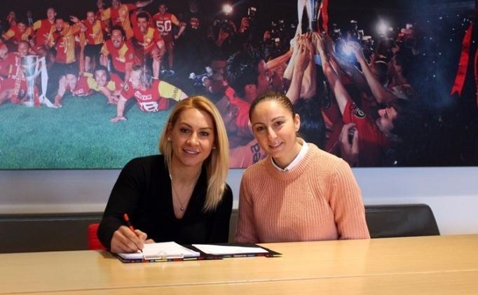 Galatasaray, Gizem Karadayı'yı transfer etti!
