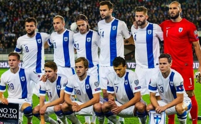 Finlandiya A Milli Takımı Antalya'ya geldi