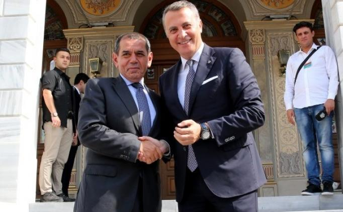 Fikret Orman'dan Dursun Özbek'e transfer teklifi