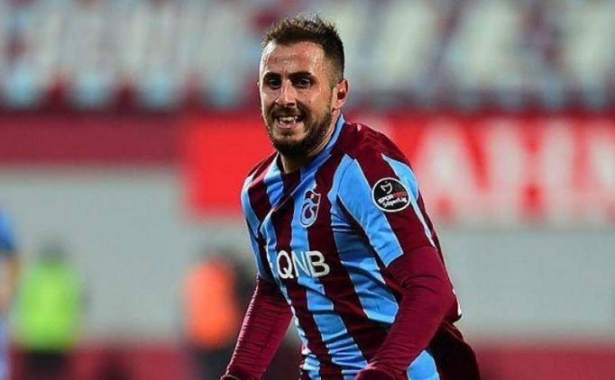 Trabzonspor'da ayrılık! Alacaklarından vazgeçti...