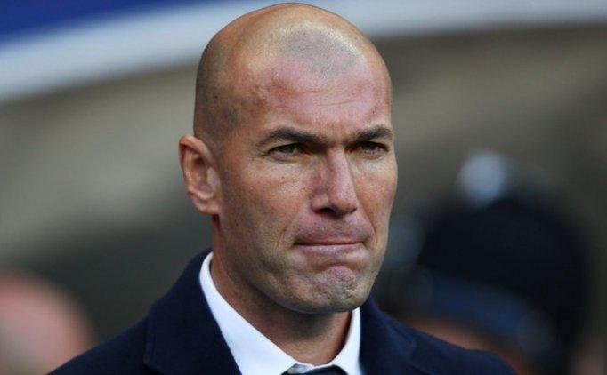 Fransa'dan Didier Deschamps'ın yerine Zidane
