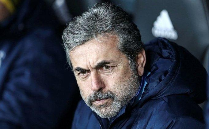 Aykut Kocaman'dan Galatasaray'a Ozan Tufan sürprizi