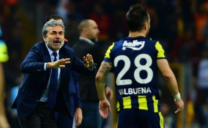 Kupada Valbuena değişikliği