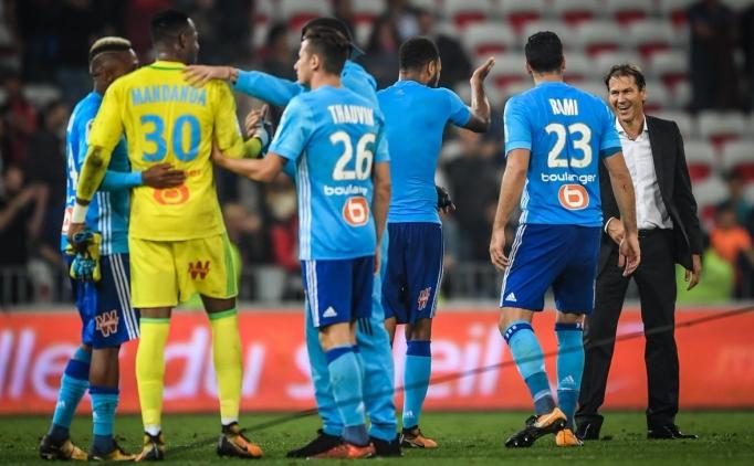 Caen 0 Marsilya 2 Maç Özeti Ve Golleri 20 Ocak