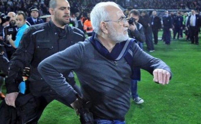 FIFA'dan Yunanistan'a uyarı! Men edilebilir