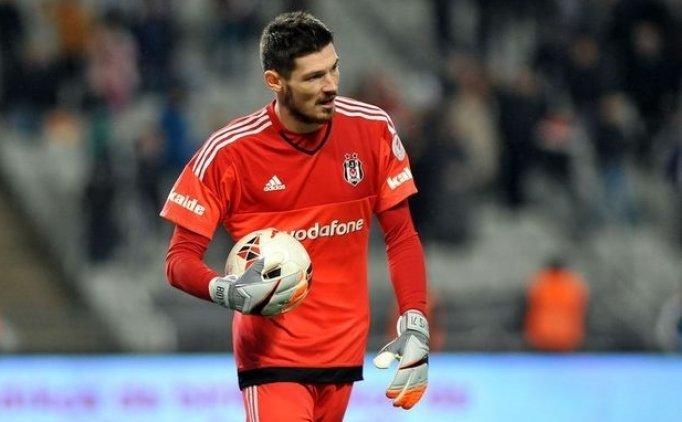 Beşiktaşlı Boyko Dinamo Kiev'e transfer oldu!