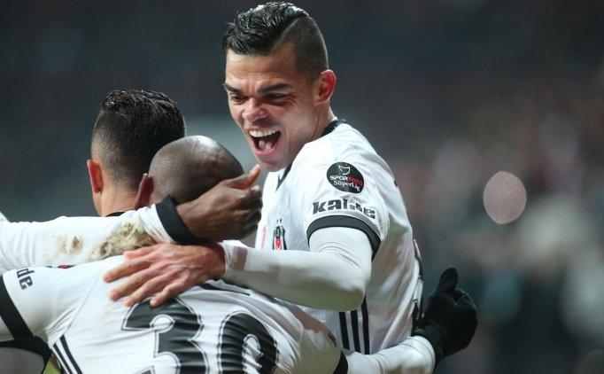 Beşiktaş'ta Fenerbahçe derbisi öncesi büyük tehlike
