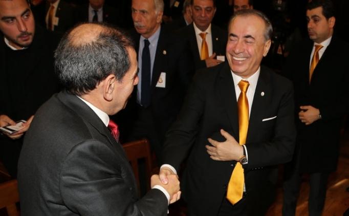 Mustafa Cengiz'in ilk icraatı: 5 milyon dolar...