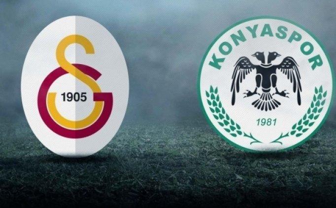 Galatasaray Konyaspor maçı saat kaçta? Galatasaray'ın muhtemel 11'i