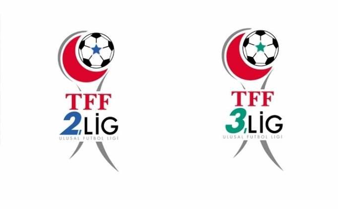 TFF 2. Lig ve TFF 3. Lig'de 22. maç sonuçları