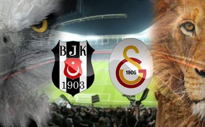 BJK GS özet izle, Beşiktaş, Galatasaray'ı Adem Ljajic'in golüyle yendi!