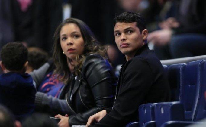 Thiago Silva ve Di Maria'nın eşlerinden Emery eleştirisi!