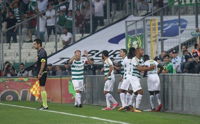 Bursaspor taraftarından büyük tepki