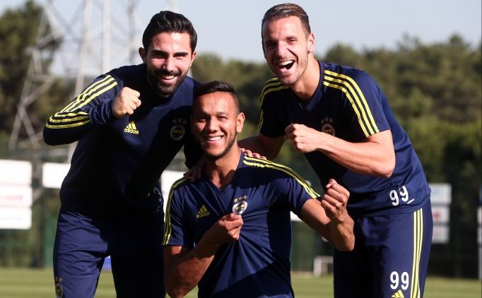 Valencia, Fenerbahçe'den Josef de Souza'yı istedi