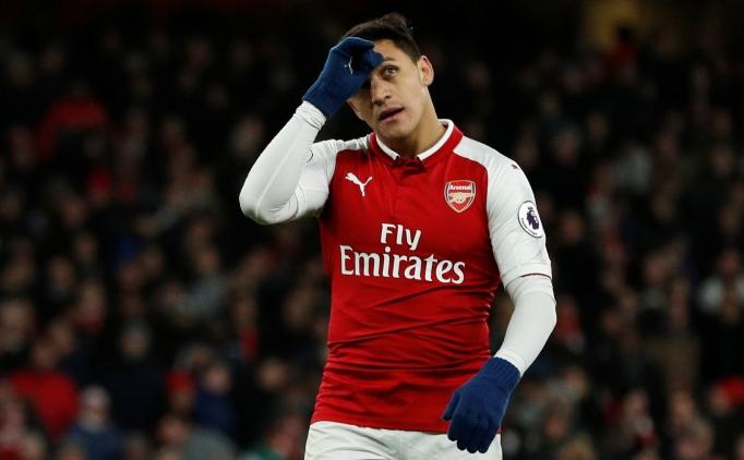 Arsenal'de Sanchez kararı! Büyük transfer patlıyor