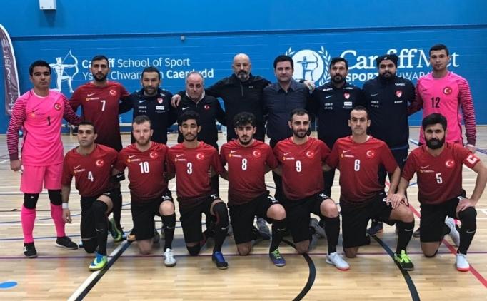İşitme Engelli Futsal Milliler, Avrupa Şampiyonası finallerinde!