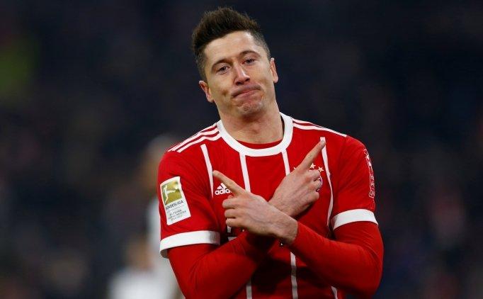Lewandowski, 'Yılın Polonyalı Futbolcusu' seçildi