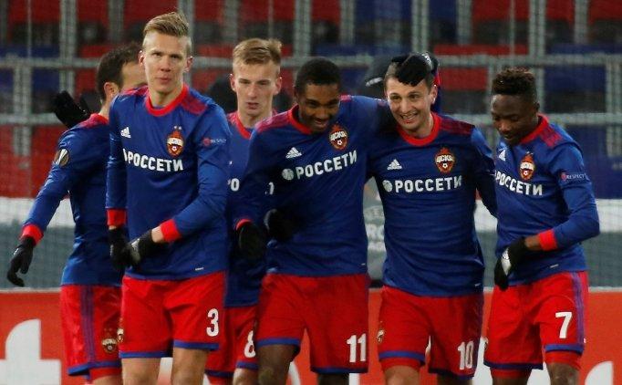 CSKA Moskova 1 Kızılyıldız 0 Maç Özeti Ve Golü 21 Şubat