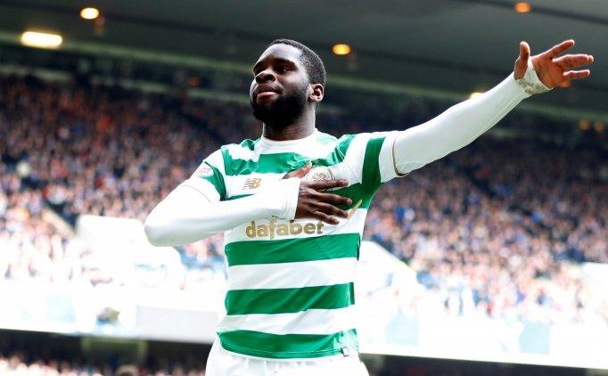 Dev derbide Celtic, 10 kişiyle Rangers'ı devirdi